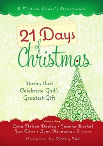 21 Days of Christmas Cover, large
